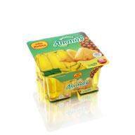gelatina-ananas